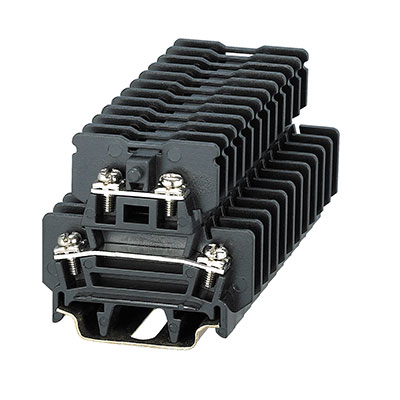SND-10W Tornillo No convencional-Doble-Triple Deck Terminal Block